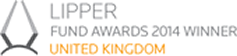 Lipper fund awards 2014 winner - United Kingdom.
